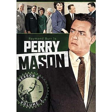 Perry Mason: The Sixth Season: Volume One (DVD)