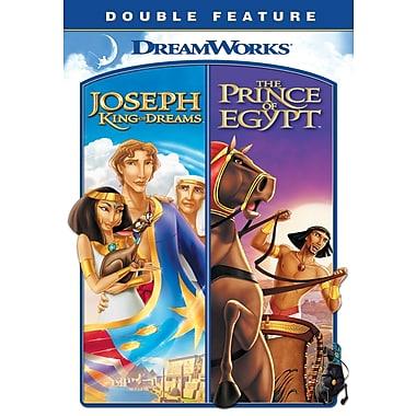 Prince of Egypt/Joseph (DVD)
