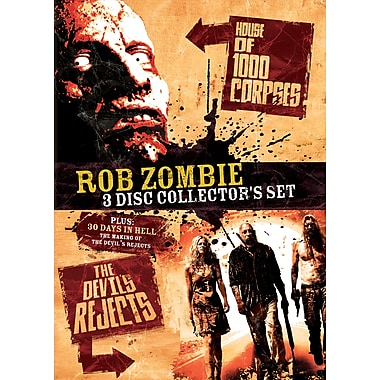Rob Zombie: Devil's Rejects/House of 1000 Corpses (Blu-Ray)