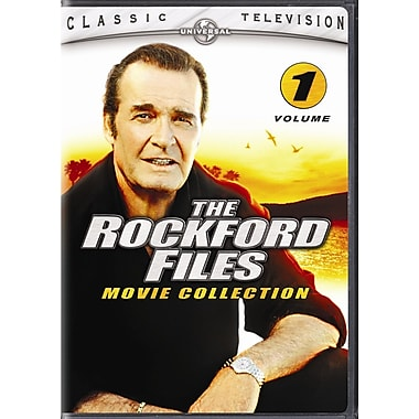 Rockford Files Movie Collection (DVD)