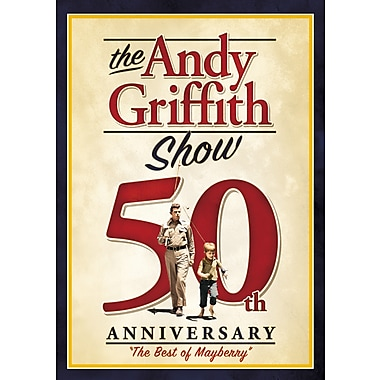 The andy Griffith Show 50Th Anniversary: The Best of Mayberry (DVD)