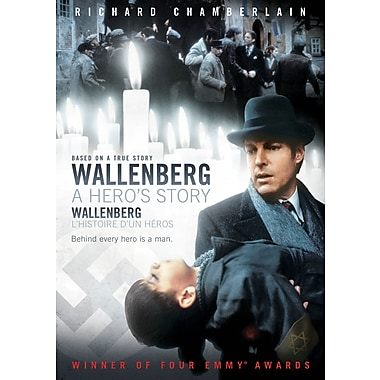 Wallenberg: A Hero's Story (DVD)