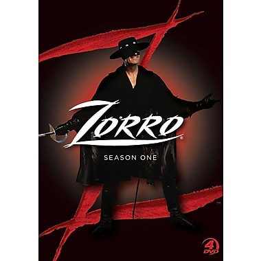 Zorro: Season One (DVD)