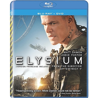 Elysium (Blu-ray/DVD/Digital Copy)