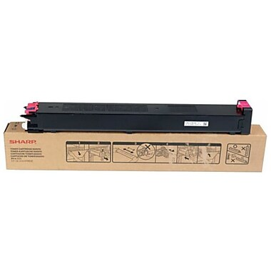 Sharp Magenta Toner Cartridge (MX31NTMA)