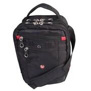 Swiss Gear – Sac range-tout de voyage avec protection RFID, noir