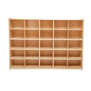 Wood Designs™ Contender™ 25 Tray Storage Without Trays, Baltic Birch