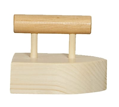 Wood Designs™ Dramatic Play Plywood Iron