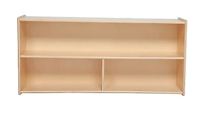 "Wood Designs™ Storage 24""H Versatile Shelf Storage, Birch"