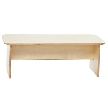 Wood Designs™ Children's Furniture Coffee Table