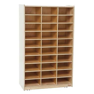 Wood Designs™ Mailbox Center, Natural