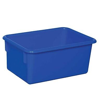 Wood Designs™ Plastic Cubby Tray, Blue