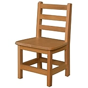 "Wood Designs™ 12""(H) Hardwood Chair, 2/Pack"