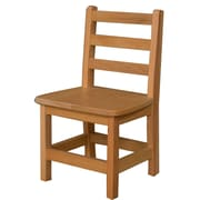 "Wood Designs 13""(H) Hardwood Chair, 2/Pack"