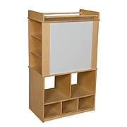 Wood Designs™ Store-It-All Teaching Center Without Trays