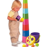 S&S® Kidoozie Nest and Stack Buckets, 8/Set