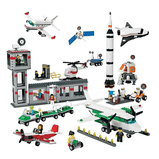 Lego Duplo Space And Airport Set Staples