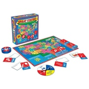 International Playthings Great States Board Game