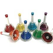 Rhythm Band Combined Handbell/Deskbell Alive Vol. 2 Set, 8/Pack