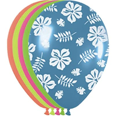 Betallic Luau Latex Balloon, 50/Pack 829442