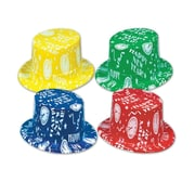 S&S® Happy New Year Top Hats, 25/Pack