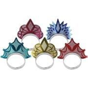 S&S® Glitter Tiaras, 50/Pack