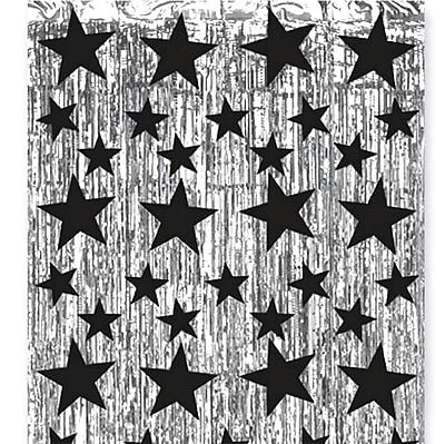 S&S 8' x 3' Metallic Star Party