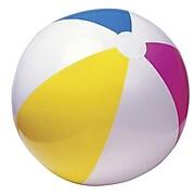 """S&S® Economy 24"""" Beach Ball, 12/Pack"""