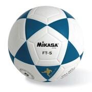 Mikasa® Premier Series Goal Master Soccer Ball, Size 5, Blue/White