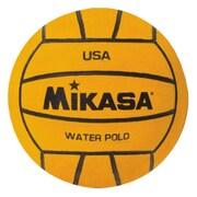 """Mikasa® Varsity Series Mini Water Polo Ball, 5""""(Dia), Yellow"""