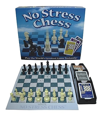 Winnig Moves® No Stress Chess