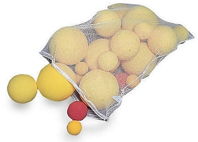 S&S® Bag of Foam Ball, Assorted, 30/Pack
