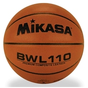 "Mikasa® 28 1/2"" Compact Woman's Composite Leather Basketball, Size 6"