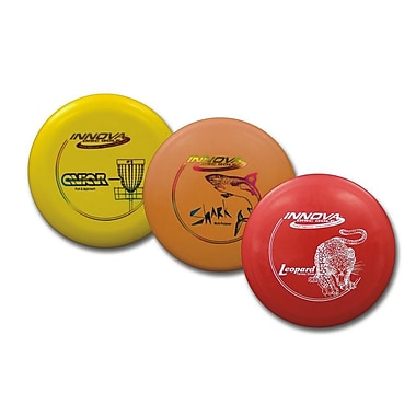 Innova™ Disc Golf DX Disc Set, 3/Pack