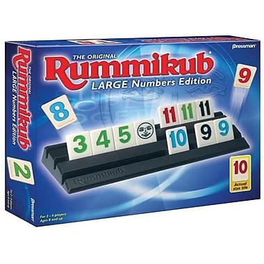 Pressman® Rummikub® Large Number Edition Game