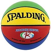 "Spalding® 27 1/2"" NBA Rookie Gear Composite Basketball, Multicolor"