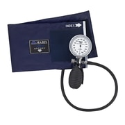 Briggs Healthcare Palm Aneroid Sphygmomanometer, Adult Blue