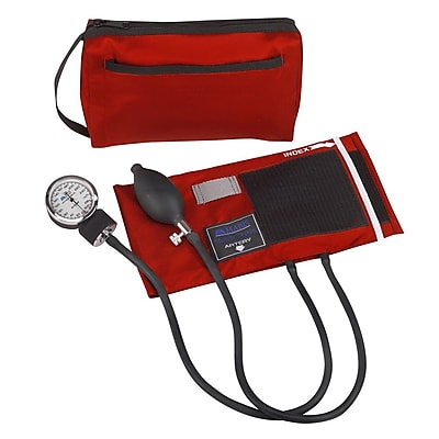 Briggs Healthcare Sphygmomanometers Kit Red