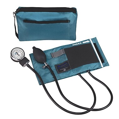 Briggs Healthcare Sphygmomanometers Kit Teal