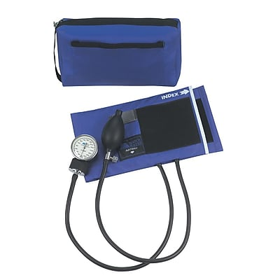 Briggs Healthcare Sphygmomanometers Kit Royal Blue