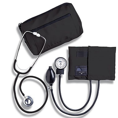 Briggs Healthcare Dual Head Combo Kit Black