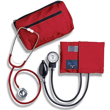 Briggs Healthcare Dual Head Combo Kit Red