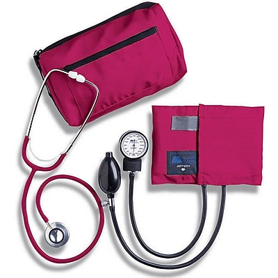 Briggs Healthcare Dual Head Combo Kit Magenta