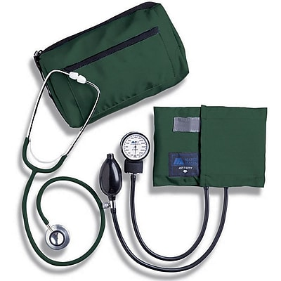 Briggs Healthcare Dual Head Combo Kit Green