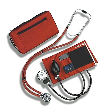 Briggs Healthcare Blood Pressure Monitors Red