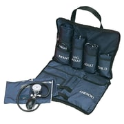 Briggs Healthcare Medic Kit EMT Kits, Includes 5 Cuffs Blue