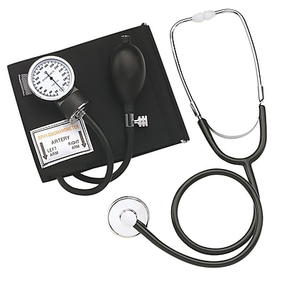 Briggs Healthcare Blood Pressure Kit Black