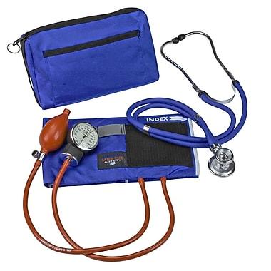 Briggs Healthcare Aneroid Sphygmomanometer Royal Blue