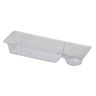 Briggs Healthcare Universal Plastic Insert white