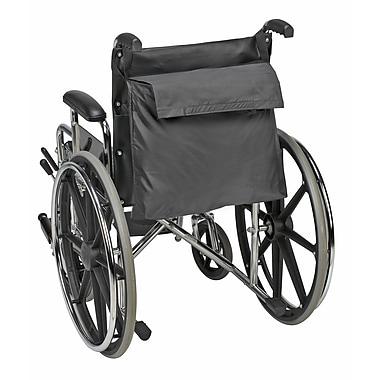 Briggs Healthcare Duro-Med 517-1072-0200 Wheel Chair Back Pack, Black